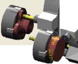C軸オプション(複合旋盤オプション)